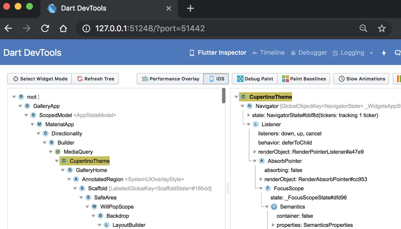 Google's Flutter toolkit will get web-based dev tooling